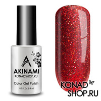 Гель-лак AKINAMI Color Gel Polish -  Tango 01