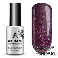 Гель-лак AKINAMI Color Gel Polish - Disco 02