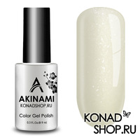 Гель-лак AKINAMI Color Gel Polish - Delicate Silk 02