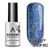 Гель-лак AKINAMI Color Gel Polish - Disco 04