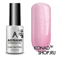 Гель-лак AKINAMI Color Gel Polish - Delicate Silk 07