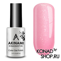 Гель-лак AKINAMI Color Gel Polish - Delicate Silk 08