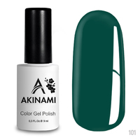 Гель-лак AKINAMI Color Gel Polish тон №101 Lush Meadow