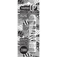 Наклейки для маникюра ThumbsUp. Zebra. 20 шт.