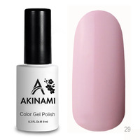 Гель-лак AKINAMI Color Gel Polish тон  №29 Rose Quartz