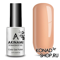 Гель-лак AKINAMI Color Gel Polish -  Zephyr 02