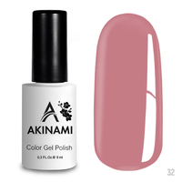 Гель-лак AKINAMI Color Gel Polish тон  №32 Ballet Pink