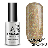 Гель-лак AKINAMI Color Gel Polish - Star Glow 03