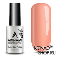 Гель-лак AKINAMI Color Gel Polish -  Zephyr 03