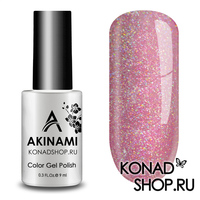 Гель-лак AKINAMI Color Gel Polish - Star Glow 04