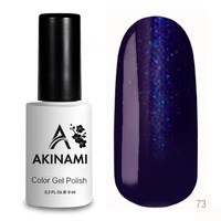 Гель-лак AKINAMI Color Gel Polish тон  №73 Cosmos