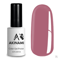 Гель-лак AKINAMI Color Gel Polish тон  №75 Heather