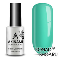 Гель-лак AKINAMI Color Gel Polish -  Zephyr 09