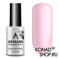 Гель-лак AKINAMI Color Gel Polish тон №134 Pink Mist