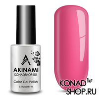 Гель-лак AKINAMI Color Gel Polish тон №142 Berry Fresh
