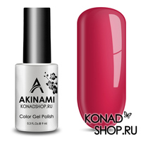 Гель-лак AKINAMI Color Gel Polish тон №143 Strawberry Jam