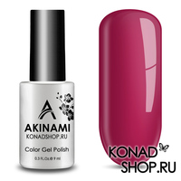 Гель-лак AKINAMI Color Gel Polish тон №144 Juicy Raspberries