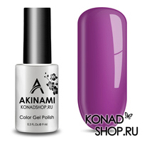 Гель-лак AKINAMI Color Gel Polish тон №145 Crocus