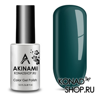 Гель-лак AKINAMI Color Gel Polish тон №148 Spruce
