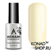 Гель-лак AKINAMI Color Gel Polish тон №149 Ivory