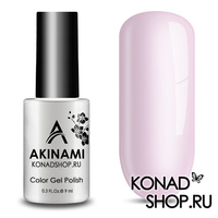 Гель-лак AKINAMI Color Gel Polish тон №150 Pale Pose