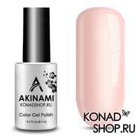 Гель-лак AKINAMI Color Gel Polish тон №151 Biscuit