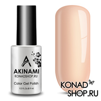 Гель-лак AKINAMI Color Gel Polish тон №152 Creme Brulee