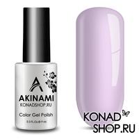 Гель-лак AKINAMI Color Gel Polish тон №153 Pale Violet