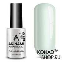 Гель-лак AKINAMI Color Gel Polish тон №154 White Green