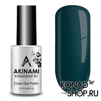 Гель-лак AKINAMI Color Gel Polish тон №160 Green Blue
