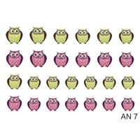 Слайдер-дизайн Nail Dream - Животные AN7