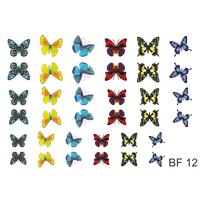 Слайдер-дизайн Nail Dream - Бабочки BF12