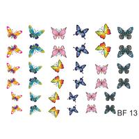 Слайдер-дизайн Nail Dream - Бабочки BF13