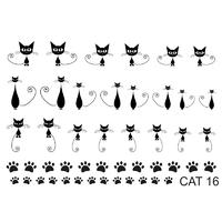 Слайдер-дизайн Nail Dream - Кошки CAT16