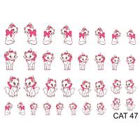 Слайдер-дизайн Nail Dream - Кошки CAT47