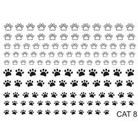 Слайдер-дизайн Nail Dream - Кошки CAT8