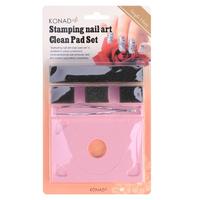 Набор Clean Pad (держатель, губки, пинцет)