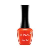 Гель-лак KONAD Gel Nail - 12 Red Orange. Красно-оранжевый