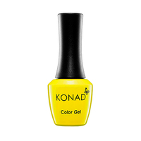 Гель-лак KONAD Gel Nail - 17 Empire Yellow. Королевский желтый
