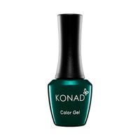 Гель-лак KONAD Gel Nail - 19 Bistro Green. Изумрудно-зеленый