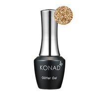 Гель-лак KONAD Gel Nail - 39 Glitter gold
