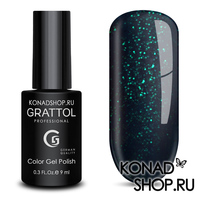 Гель-лак  Grattol  Luxury Stones - Emerald 01
