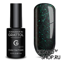 Гель-лак  Grattol  Luxury Stones - Emerald 02