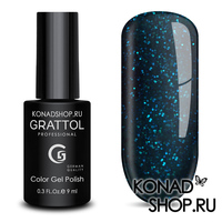 Гель-лак  Grattol  Luxury Stones - Emerald 03