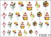 Слайдер-дизайн Nail Dream - Еда FOOD11