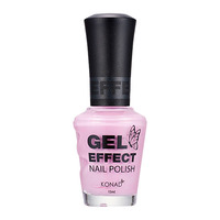 Лак-гель Premiun Gel Effect Konad See trough pink Розовый