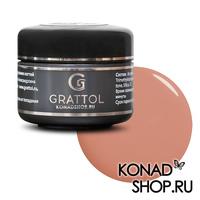 Grattol Camouflage Gel, Light Natural  50 МЛ