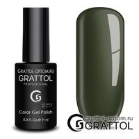 Гель-лак Grattol Color Gel Polish - тон  №191 Olive