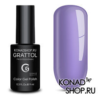Гель-лак Grattol Color Gel Polish  - тон №05 Cornflower