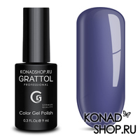 Гель-лак Grattol Color Gel Polish  - тон №06 Cobalt